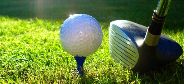 Golf Chiny