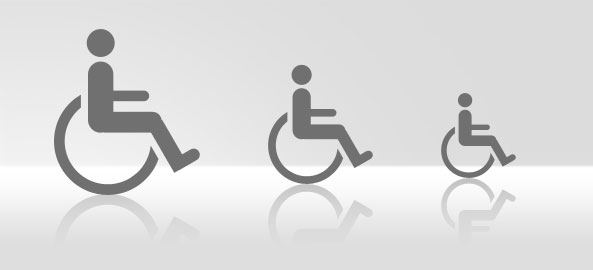 Ułatwienia dla niepełnosprawnych Chiny