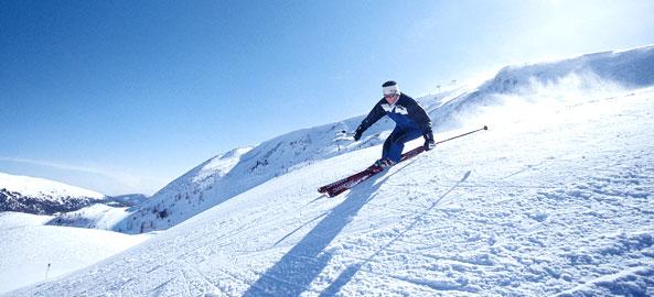Kurorty narciarskie Chiny